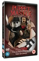 Nuovo Puppet Master Axis Of il Male DVD (REVD2614)
