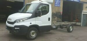 Iveco daily lwb chassis cabs from £5300 no vat message me 65 16 plates
