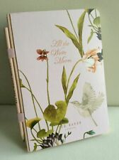 TED BAKER 'All The Write Moves' A5 Notebook & Pencil BNWT