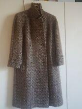 Aquascutum Vintage Wool Coat: Size 14 approx