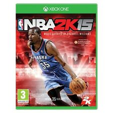 NBA 2K15  XBOX ONE    nuovo!!!