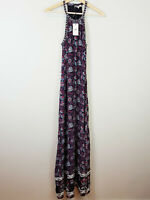 [ JAG ] Womens Print Maxi Dress  NEW + TAGS | Size AU 10 or US 6