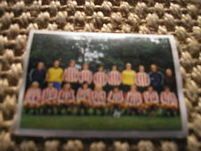 PSV EINDHOVEN CARD 1975/76 FÚTBOL FRENCH ALBUM NO PANINI 75/76 FIGURILLA