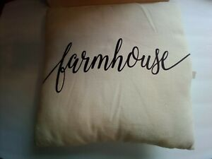 Farmhouse Words Phrases Home Décor Pillows For Sale In Stock Ebay