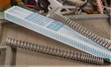 WIRTH GABELFEDER-SATZ 3040-1257 NEU POLIERT: m. ABE für Honda NC 700 X (RC63)