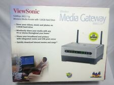 Viewsonic Wireless Media Gateway Vs10205 Router In Box