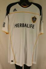 ADIDAS Los Angeles Galaxy Mens XL soccer jersey climalite MLS Signed By #24