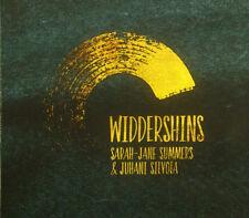 CD SARAH-JANE SUMMERS & JUHANI SILVOLA - widdershins