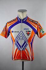 Pella Radtrikot Trikot cycling jersey maglia bike Gr. S Acciaierie Valbruna C2