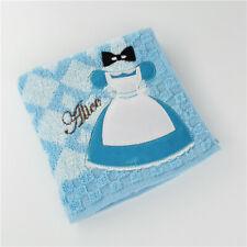 Disney Alice in Wonderland Hand Face Towel Cotton 25*25cm
