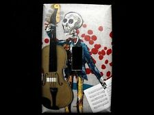 Skeletons Decorated Light Switch Plate Cover