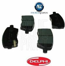 FOR NISSAN MICRA 1.2i K13 2010-->ON FRONT DELPHI BRAKE DISC PADS *OE QUALITY*