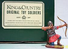 KING & COUNTRY ROMAN EMPIRE RO38-RE KNEELING FIRING BOW & ARROW MIB