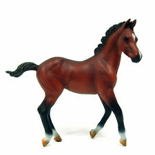 CollectA 88586 Bay Quarter Horse Foal Model Toy Figurine AQHA - NIP