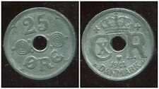 DANEMARK   25 ore 1941
