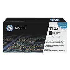 Original HP 124a tóner negro q6000a a LaserJet 1600 2600n 2605 2605dn cp2600