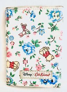 Cath Kidston Disney Winnie the Pooh Ticket Holder Travel ID Card Bramley Sprig