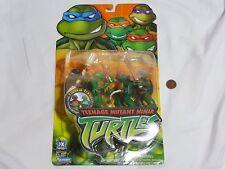 NEW Toddler Turtles Pre- Teenage Mutant Ninja Turtles Figures SEALED TMNT Toys