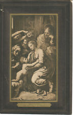 PC27938 Raphael. The Holy Family of Francis I. E. F. A. Famous Pictures. No 64