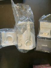 OPEN BOX.Waterpik Water Flosser Ultra Plus & Nano Combo Pack...FREE SHIPPING