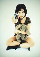LEON; THE PROFESSIONAL Movie PHOTO Print POSTER Textless Art Natalie Portman 003