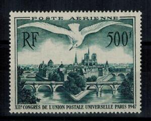 timbre France P.A n° 20 neuf** année 1947