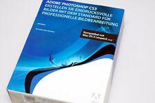 Adobe Photoshop CS3 Mac Macintosh Vollversion deutsch Boxversion Creative Suite