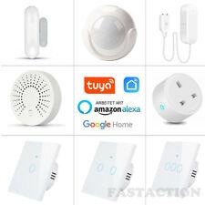 Tuya App Smart Home Automation WiFi Sensor Detector Alarm System f Alexa Google