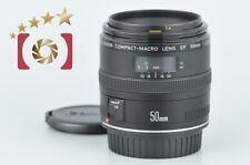 Excellent!! Canon EF 50mm f/2.5 Compact Macro