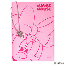 New Disney Minnie Mouse Passport Cover Holders pink fast shipping