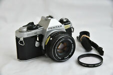 Pentax ME Super Film Camera f1.7 Lens.Excellent Condition.Fully Functional.