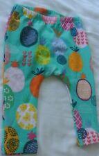 New Next baby girl leggings green/Multi  6-9 months
