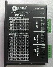 NEMA23 2phase stepper motor microstep drive DM556 leadshine 18V-48VDC 5.6A