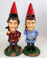 Property Brothers Garden Gnome Set Painted Resin Scott Living Ltd Edition 2016