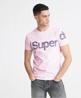 Superdry Mens Core Split Logo T-Shirt
