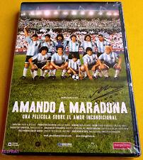 AMANDO A MARADONA - Español - DVD R2 - Precintada