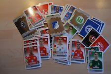 Aldi Sticker 2018 Fussball Bundesliga SAMMELKARTEN 20 Stück auswählen aus 153