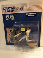 Starting LineUp 1996 Extended Series Cleveland Indians Carlos Baerga