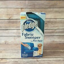 New In Box Pledge Fabric Sweeper for Pet Hair 1 multi use disposable Sweeper