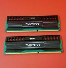 Patriot Viper 8GB (2x4GB) DDR3 1866MHz Desktop RAM PV38G186COK