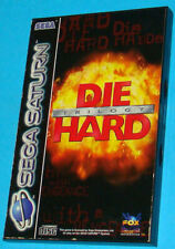 Die Hard Trilogy - Sega Saturn - PAL