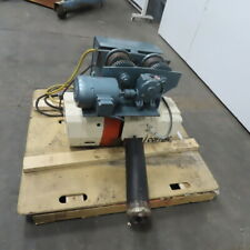 Coffing Ec 6010 3 3 Ton Electric Chain Hoist 15 Lift 10fpm 3ph Withpower Trolley