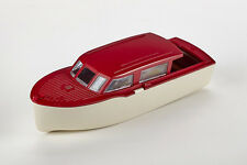 Lot 4217 Lionel Boot (boat) - Zubehörteil, weißer Rumpf und rotes Dach, Spur 0