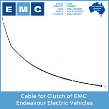 Cable for Clutch of EMC Endeavour Electric Vehicles