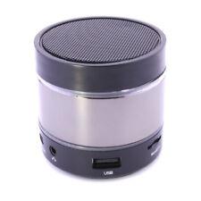 Bluetooth Mini Speaker Portable Wireless Cordless Handsfree Mic Bass Microphone