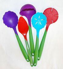 Kizmos Flora Cooking Utensils (Set of 5) Novelty Kitchen Tools