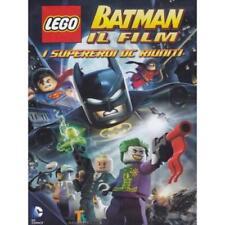 LEGO BATMAN IL FILM DVD