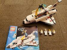 LEGO 3367 CIty Space Shuttle Retired Complete bonus Minifig astronaut