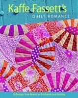 Kaffe Fassett's Quilt Romance, Paperback by Fassett, Kaffe (COR), ISBN 160085...