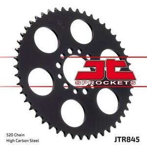 Yamaha SR250 Se 79 80 81 82 83 84 Piñón Trasero 45 Diente 520 Paso JTR845.45